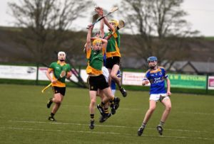 Paddy Buggy Cup Semi-final St. Mary's CBGS Belfast 3-15 Naas C.B.S 1-17l